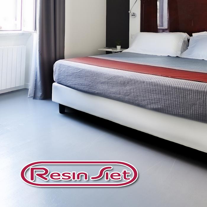 Pro e contro dei pavimenti in resina resinsiet srl for Pavimento in resina pro e contro
