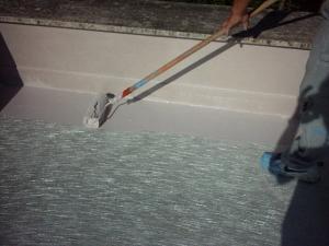 fibra di vetro con resina CAM 1