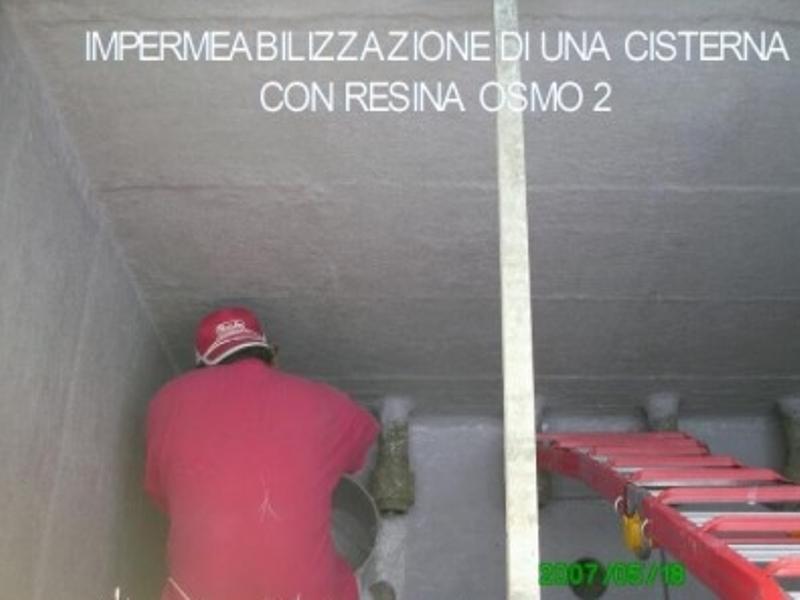 Resinsiet Srl   Impermeabilizzazioni muri e terrazzi ...