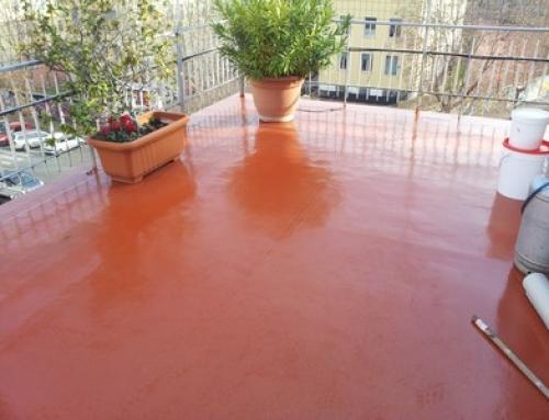 Perchè proteggere un pavimento in resina per esterno con un ceramizzante